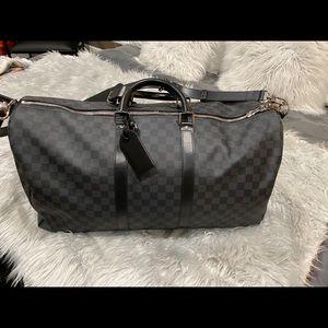 Louis Vuitton Keepall Size 55